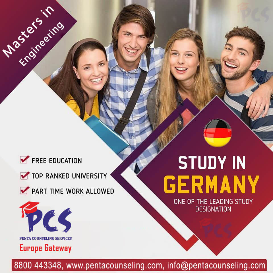 Masters Engineering in Germany